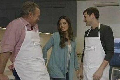 Bertín Osborne demuestra que no hay pareja más sosa y aburrida que la de Iker Casillas y Sara Carbonero