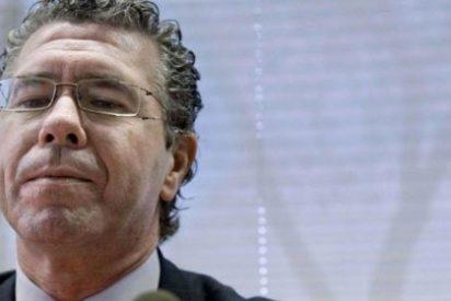 Paco Granados y Javier López Madrid iban con el mazo del PP y se quedaban la parte gorda de la recaudación