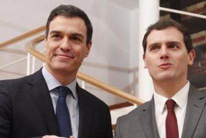 Albert Rivera amaga con una abstencion y pone a Pedro Sánchez en el disparadero