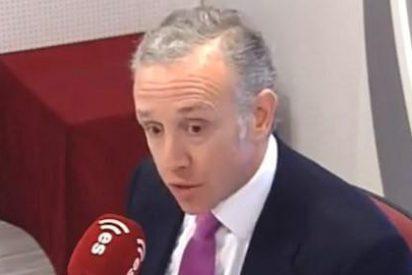 """Eduardo Inda, a lo 'Rita Maestre': """"Mañana entro en pelotas en la sede de Podemos y luego pido perdón"""""""