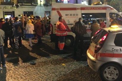 Cruz Roja Badajoz atiende un total de 78 incidencias durante el Carnaval