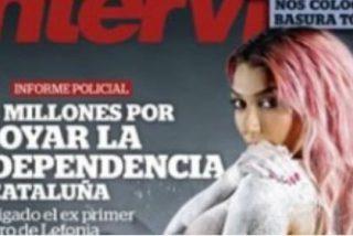 Paula, la ganadora de 'GH15', estrena tetas nuevas en 'Interviú'