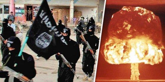 ¡Alerta! El ISIS puede estar fabricando una bomba nuclear tras robar material radioactivo