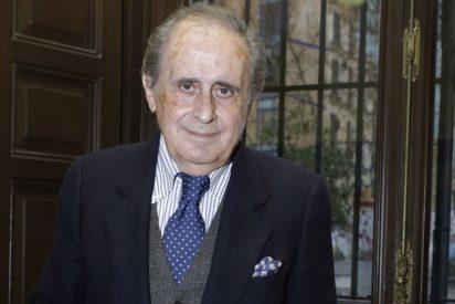 """El tremendo 'zasca' de Peñafiel a Felipe VI: """"Que Rajoy no se fíe de Zarzuela, son unos desagradecidos"""""""