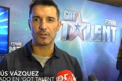 """Jesús Vázquez: """"Iñaki López es un crack, yo le veo, pero nosotros vamos a un público mucho más familiar"""""""