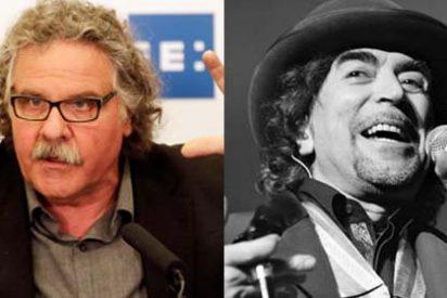 """Joan Tardá (ERC) llama """"facha"""" a Joaquín Sabina y vomita bilis: """"¡Qué asco!"""""""