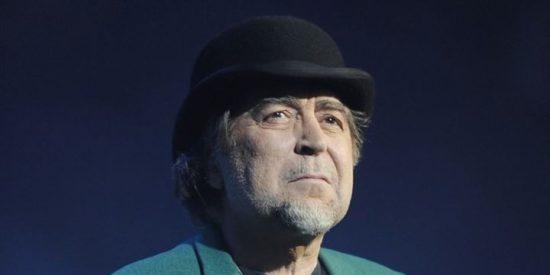 El 'progre de la ceja' Joaquín Sabina, 'cazado' por Hacienda, tendrá que pagar 3 millones de euros