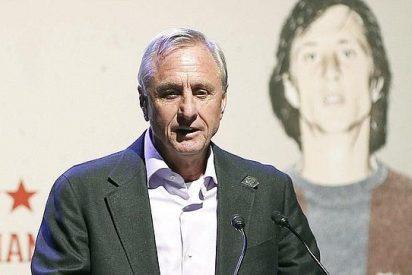 """Johan Cruyff: """"Tengo la sensación de ir ganando 2-0 a la enfermedad"""""""