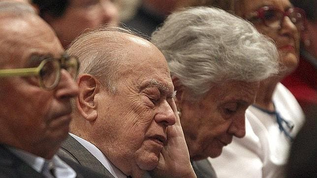 Jordi Pujol sigue negando que el dinero de Andorra sea suyo a pesar del manuscrito incriminatorio