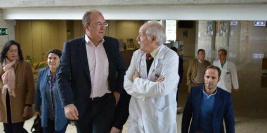 """Monago insta a la Junta a """"leer"""" e """"impulsar"""" el Espacio Bio en favor de una sanidad """"moderna"""" y """"sostenible"""""""