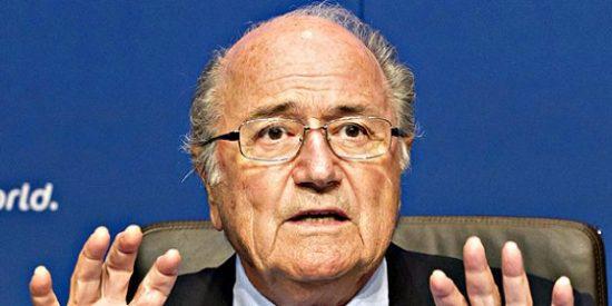 "Joseph Blatter: ""Estoy profundamente decepcionado con la FIFA"""