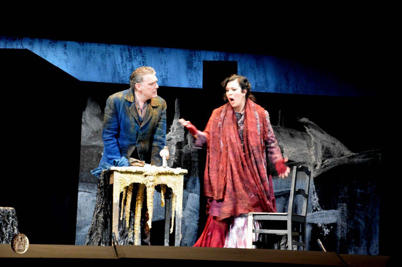 Juan José, ópera española contemporánea