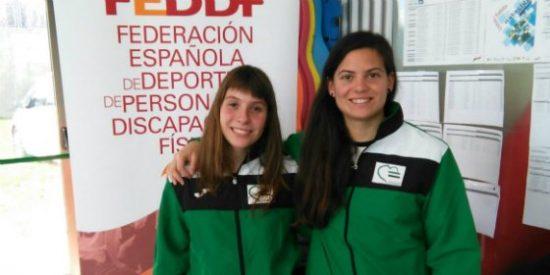 La nadadora extremeña Julia Benito participa en el Campeonato de Natación Jóvenes Promesas
