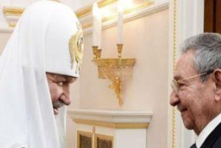 El Patriarca de la Iglesia ortodoxa rusa llega a Cuba para reunirse con Castro y el Papa Francisco