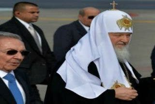 Primera reunión entre un papa de Roma y un patriarca ortodoxo ruso desde el Cisma