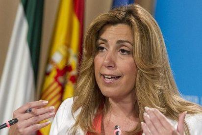 Susana Díaz torpedea el pacto de Sánchez con C's: se niega a entregar el botín de las Diputaciones