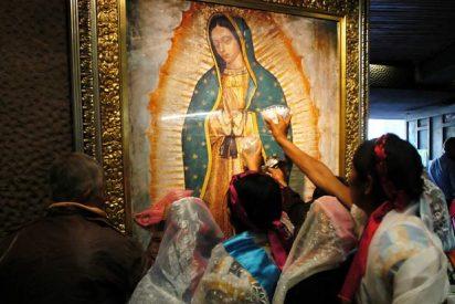 Guadalupe y catedral, dos pilares de la nación mexicana
