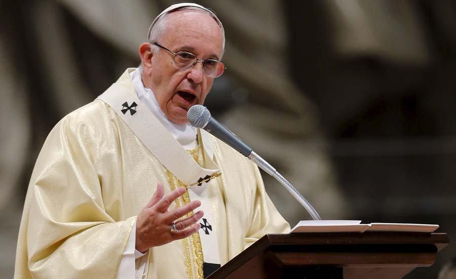 Las frases más duras del papa Francisco en México