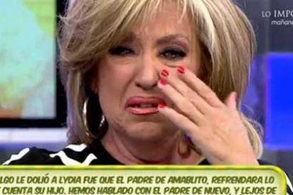 El escándalo político que ha puesto contra las cuerdas a Lydia Lozano