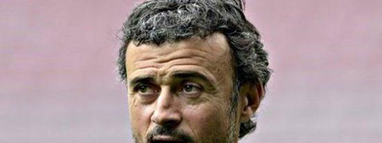 """Luis Enrique: """"No es agradable ver al Valencia en esta penosa situación"""""""
