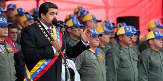 Maduro manda a los militares sembrar hortalizas para combatir el hambre