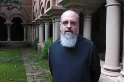 Manel Nin, monje de Montserrat, exarca de los católicos griegos de rito bizantino