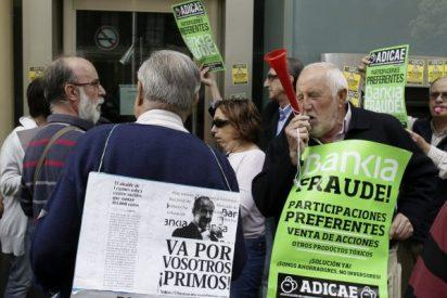 Bankia devolverá toda la inversión a los minoristas que acudieron a la salida a Bolsa más los intereses
