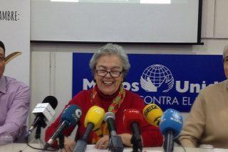 """Soledad Suárez: """"La pobreza es el mejor caldo de cultivo para que proliferen los conflictos"""""""
