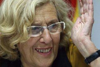 El 'chotis' de Carmena: colocará en la Puerta del Sol una placa al 15-M junto a la del 11-M