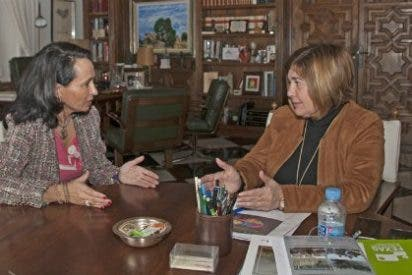 Diputación y Audiencia Provincial de Cáceres aúnan esfuerzos para la prevenir los desahucios en la provincia