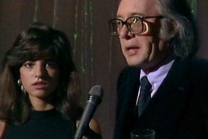Mariló Montero se estrenó como una azafata hipnotizada por Paco Umbral