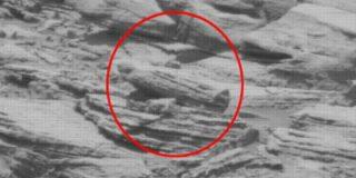 [VÍDEO] ¿Ha encontrado la NASA el sarcófago de una momia en Marte?