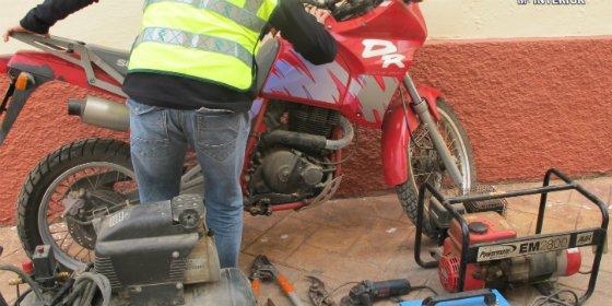 Tres detenidos en Andalucia por numerosos robos en explotaciones agrícolas