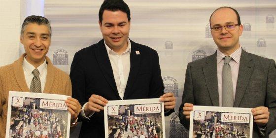 Dos mil atletas participarán en la Media Maratón Mérida Patrimonio de la Humanidad