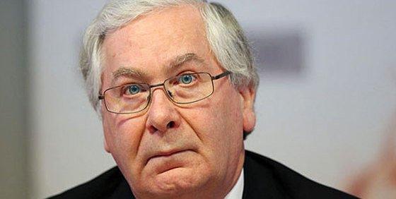 """Mervyn King, ex gobernador del Banco de Inglaterra: """"El euro no va a sobrevivir"""