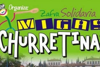 Zafra Solidaria celebrará las II Migas Churretinas, con la participación de ocho cocineros