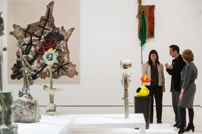 Miró y el objeto, las cosas de Miró