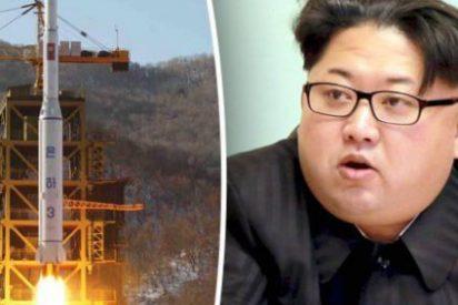 Así lanza Corea del Norte un cohete de largo alcance y hace 'explotar' a la ONU