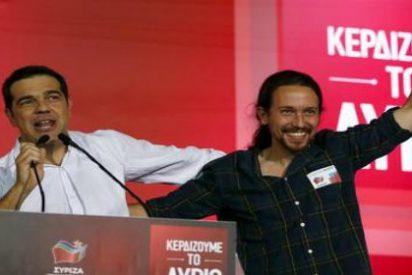 La metamorfosis de Alexis Tsipras, el amigo íntimo de Pablo Iglesias
