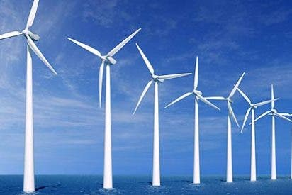 En el Planeta Tierra ya se produce más electricidad eólica que nuclear