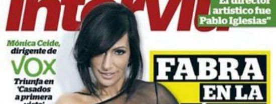El increíble desnudo de una de las participantes de 'Casados a primera vista', dirigente de Vox en Lugo