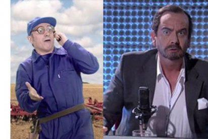 José Mota parodia 'La Hora de los Fósforos' de la Cope y Carlos Herrera le felicita