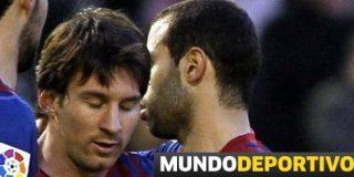 "Mascherano: ""Si Neymar pretende ser el mejor el club ideal es el Barça"""