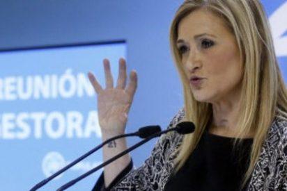 """Cristina Cifuentes: """"Bajo ningún concepto habrá en la Casa de Correos una placa al 15M"""""""
