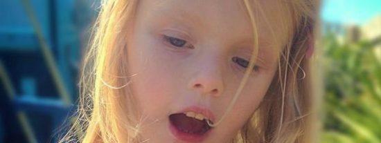 La niña autista que pide tostadas después de tres años sin hablar