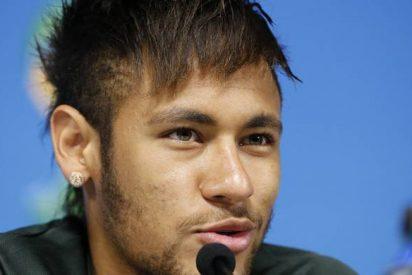 """Neymar: """"Soy fan de Cristiano Ronaldo y sería muy bueno que jugara en el Barcelona"""""""