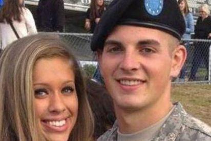 El enamorado soldado publica una foto de su novia en Internet... ¡y descubre que es una actriz porno!
