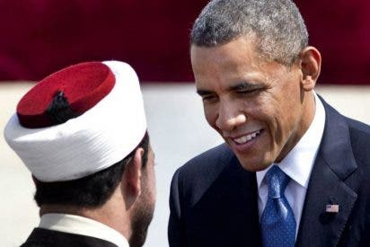 Barack Obama visita por primera vez una mezquita en Estados Unidos