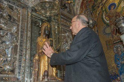 """El arzobispo de Barcelona pide a los fieles que recen """"para pedir la lluvia"""""""