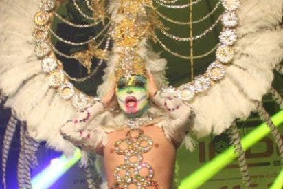'Osiris' gana el noveno concurso de Drag Queen de Mérida